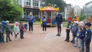 Беседы с детьми о безопасности