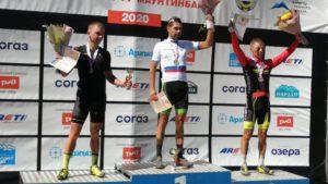 Чемпионом по маунтинбайку стал воспитанник СШОР им. В.Коренькова