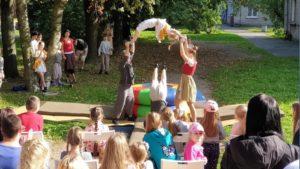 Театрально-цирковая программа Рио-Рита