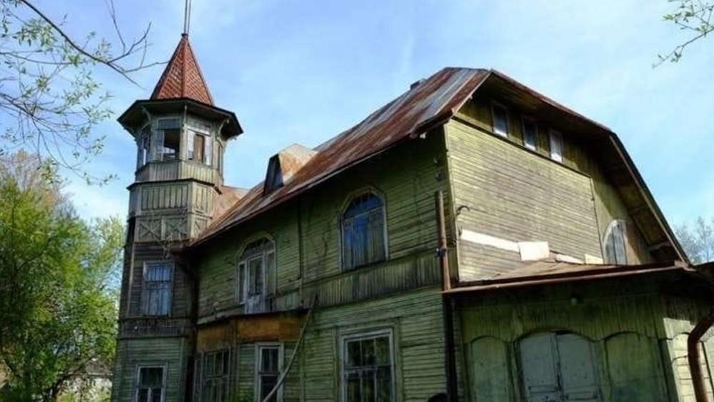 Дача фабриканта Фридриха Кана включена в перечень выявленных объектов культурного наследия