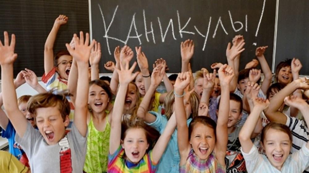 Проект «Даешь каникулы!» Зеленогорского дома детского творчества