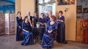Центральная библиотека Кронштадта приглашает на литературно-музыкальную программу «Песни моей земли»