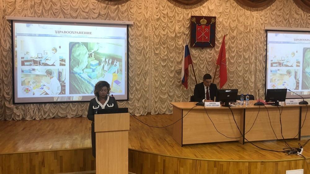 В Сестрорецке прошли публичные слушания по проекту бюджета на 2021 год