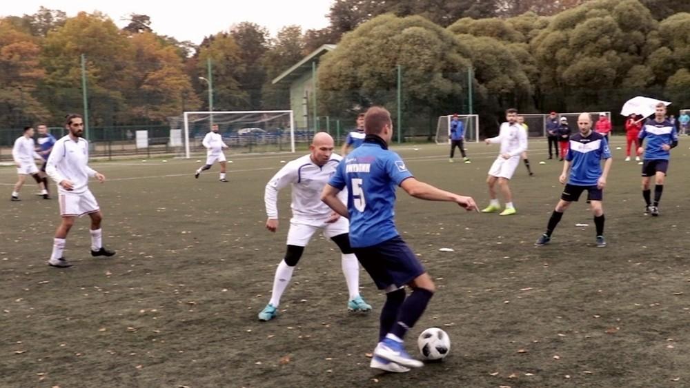 Спортивный праздник в парке «Дубки»