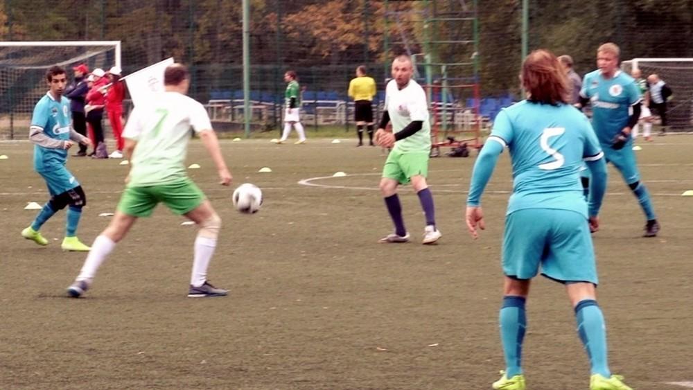 Спортивный праздник в парке «Дубки» в поддержку врачей городской больницы №40