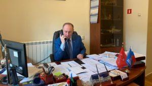 Депутат ЗакСа Александр Ходосок о социальной повестке своих избирателей