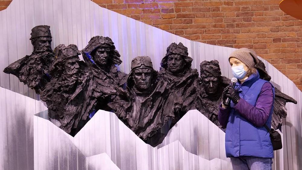В Кронштадте открылась выставка «Полярные победы России»