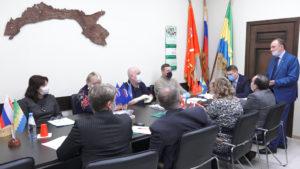 В Зеленогорске прошло расширенное заседание муниципального совета