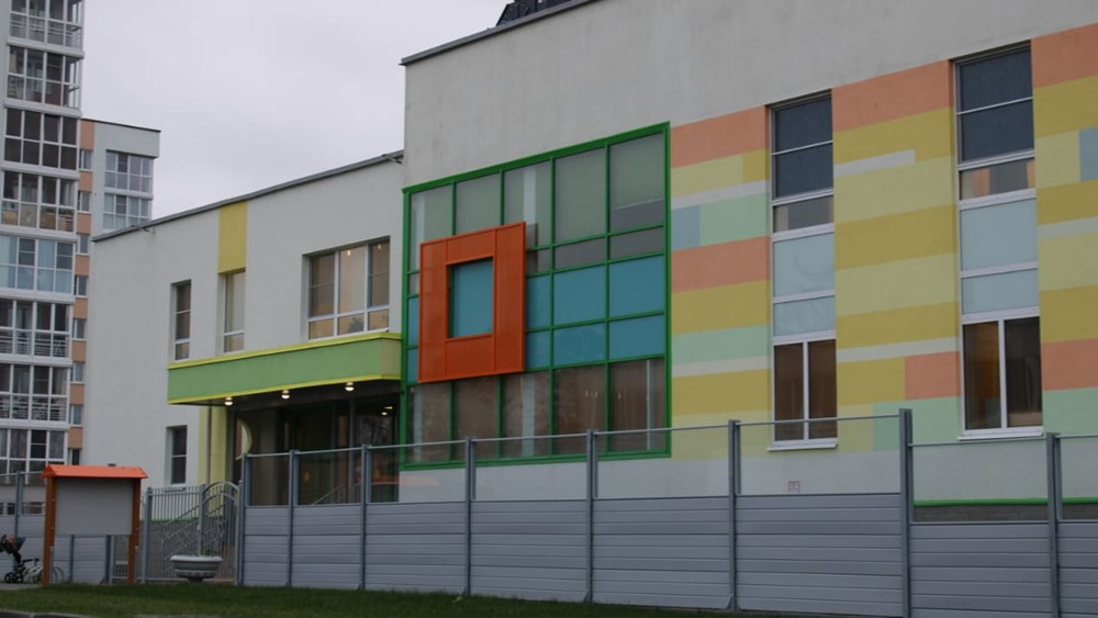 Новый детский сад № 12 на 90 воспитанников в Сестрорецке