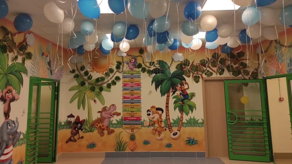 Детский сад № 12 в Сестрорецке