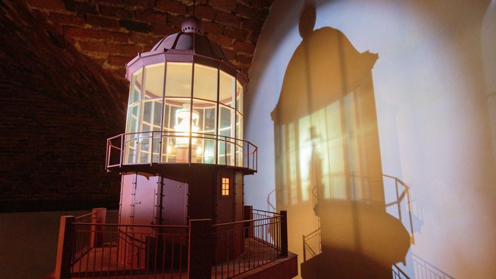 В Кронштадте открылся музей «Дом маяков»