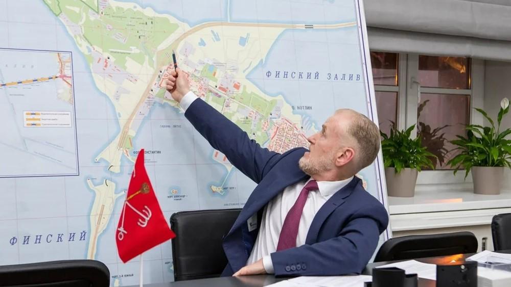 Олег Довганюк стал спикером круглого стола на городском портале «Фонтанка.ру»