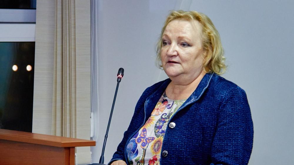 Надежда Самохина, заместитель главы администрации Кронштадтского района