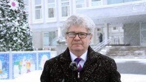 Новогоднее поздравление 2021   Александр Ваймер, депутат Законодательного Собрания Санкт-Петербурга