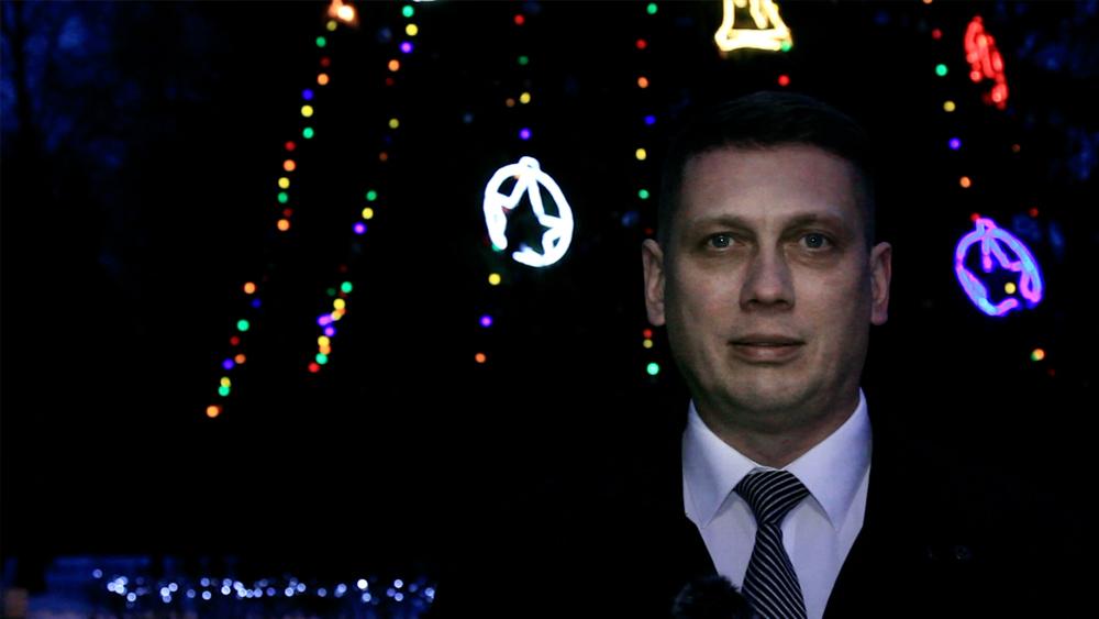 Новогоднее поздравление 2021 | Борис Семенов, Глава МО – председатель МС Зеленогорска