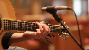 Музыкально-поэтический вечер клуба «Причал» в Зеленогорсе