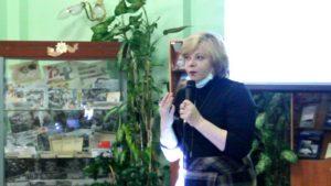 Встреча с автором программы «Незабытое прошлое» состоялась в Кронштадте
