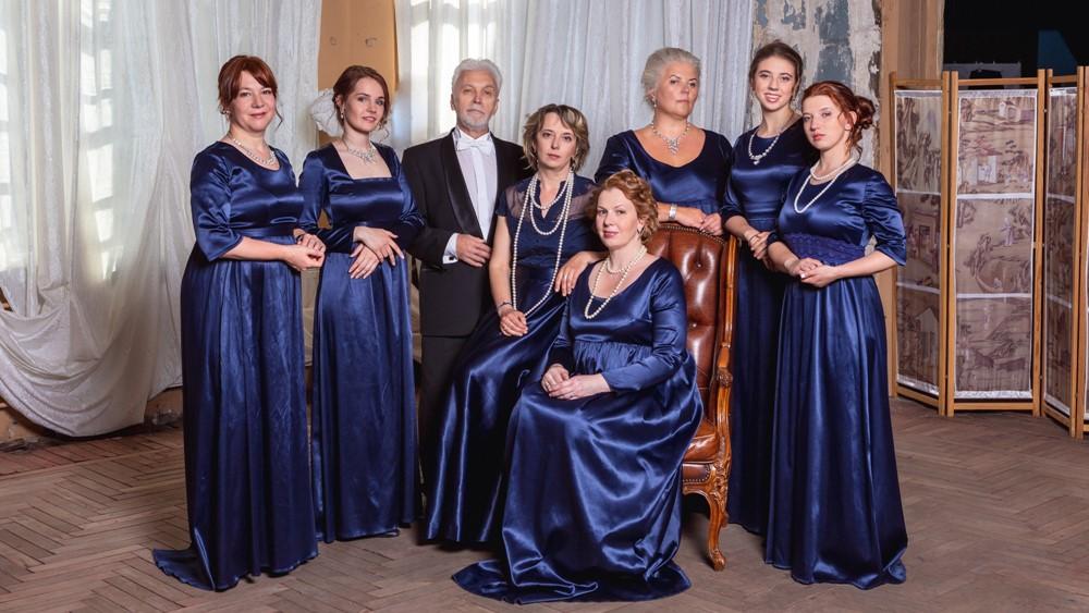 Центральная библиотека Кронштадта приглашает на литературно-музыкальную программу «Ленинградские вечера»