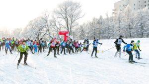В Сестрорецке пройдет массовый лыжный забег