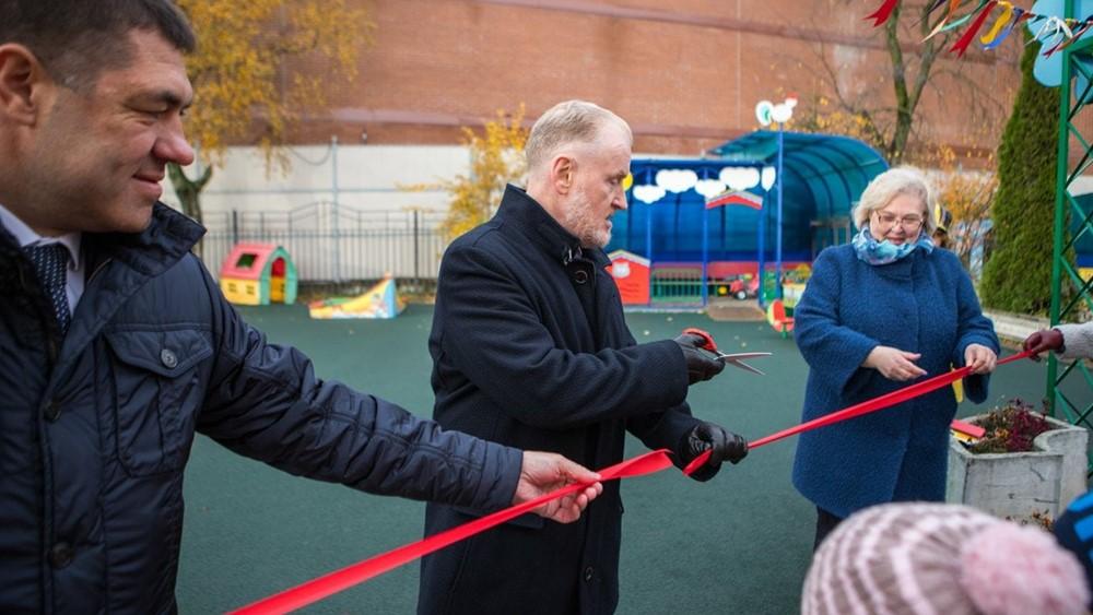 Детские садики в Кронштадте на 115% заполнены в связи с поручением президента ввести в них ясельные группы