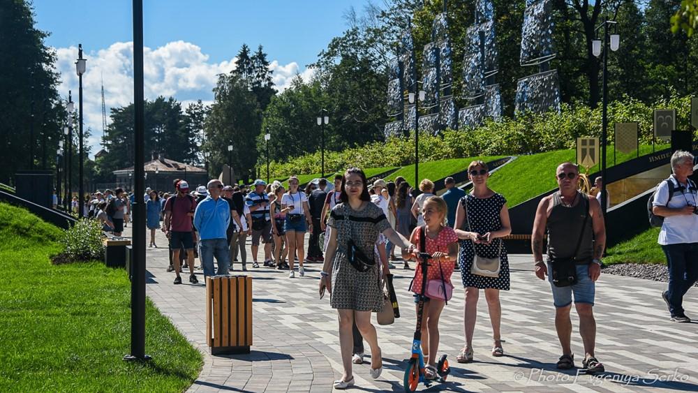 Туристический кластер предполагает в перспективе полторы тысячи рабочих мест