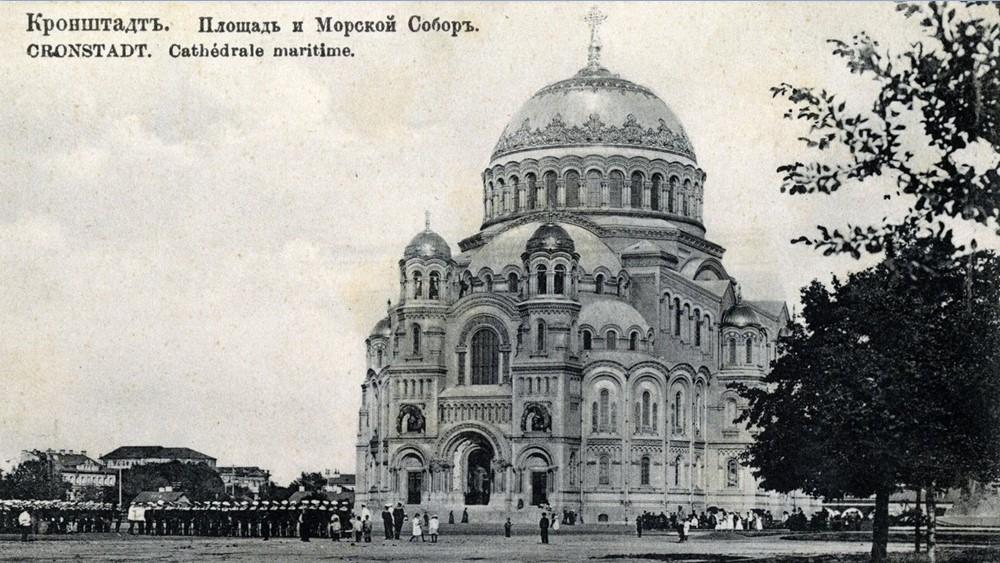 Презентация фильма об истории Морского собора пройдет в Центральной библиотеке Кронштадта