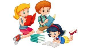 ЗПКиО проводит онлайн-конкурс чтецов «Дарите детям радость»