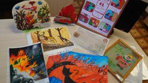 Районный этап конкурса «Безопасность глазами детей» прошел в Зеленогорском ДДТ