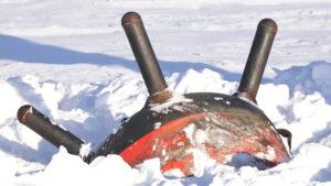 В акватории Финского залива обезвредили мину