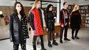 Модное дефиле в Зеленогорске