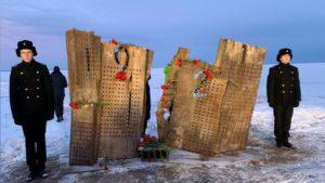 На форте Риф состоялось открытие инсталляции к 100-летию Кронштадтского восстания