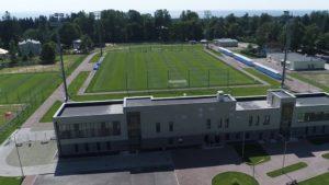 Стадион «Спартак» в Зеленогорске станет базой сборной Финляндии на время Евро-2020