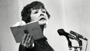 Лекция «Белла Ахмадулина. Голос поколения» в библиотеке Зощенко