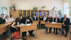 Недетские дебаты в сестрорецкой школе