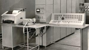 Лекция «Да, нет, не знаю. История первого троичного компьютера в СССР» в библиотеке Зощенко