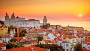 Лекция «Заметки путешественника. Неизвестная Португалия» в библиотеке Зощенко
