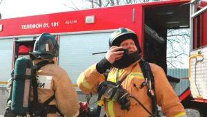 Пожарные Курортного района отмечают свой профессиональный праздник