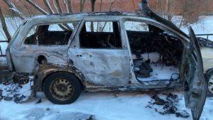 В марте на территории Кронштадта произошло 7 пожаров