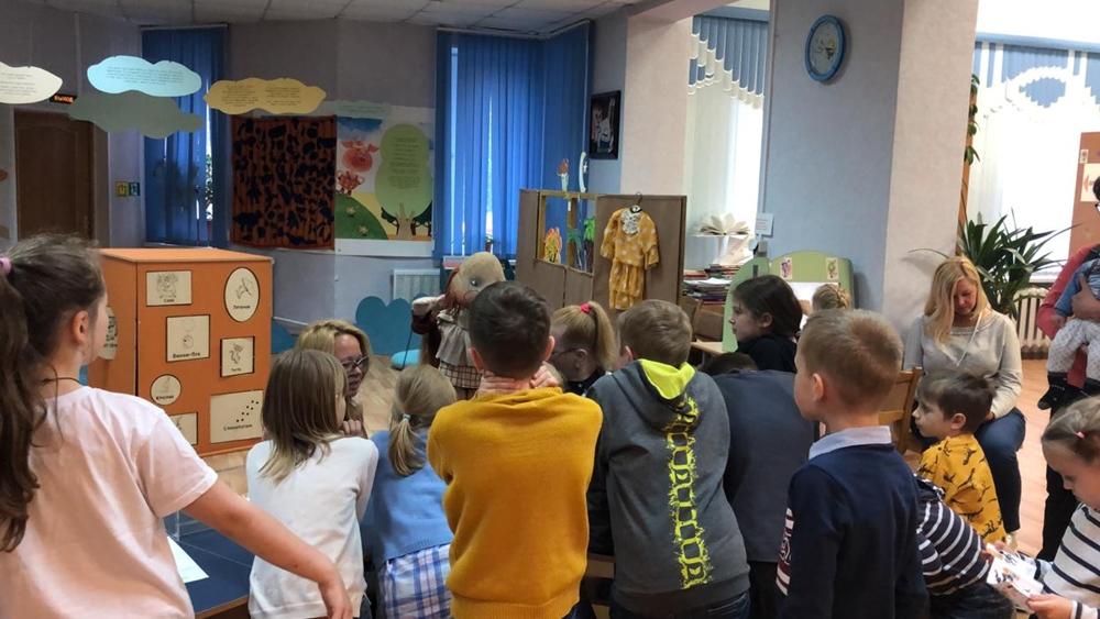 Выставка Большого театра кукол открылась в библиотеке им. С.Михалкова