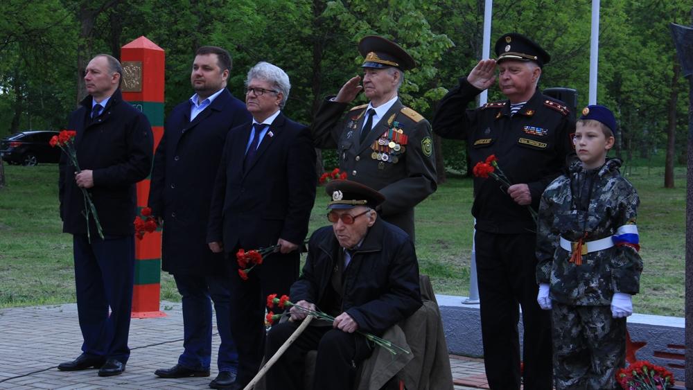 День пограничника отпраздновали в Сестрорецке