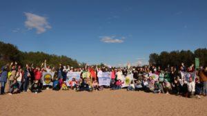 На побережье Финского залива прошел «Фестиваль реки Сестры»