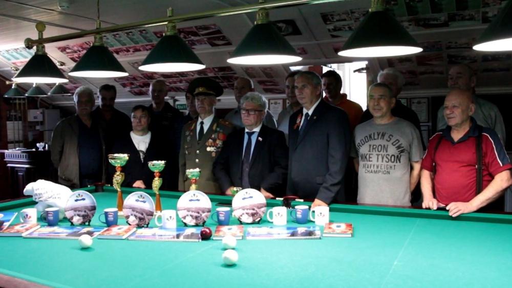 Кавалеры благородного спорта: в Сестрорецке прошел турнир по бильярду