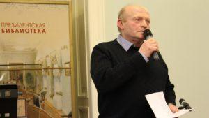 Встреча с поэтом Борисом Цукером в Зеленогорской библиотеке
