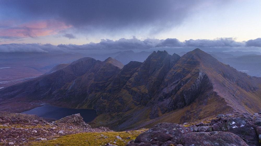 Документальный фильм «Дикая природа Шотландии: Высокогорье» в Зеленогорской библиотеке
