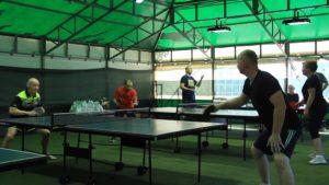 Открытый турнир по настольному теннису в Сестрорецке