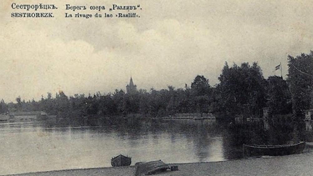 Лекция «Озеро Разлив» в библиотеке Зощенко