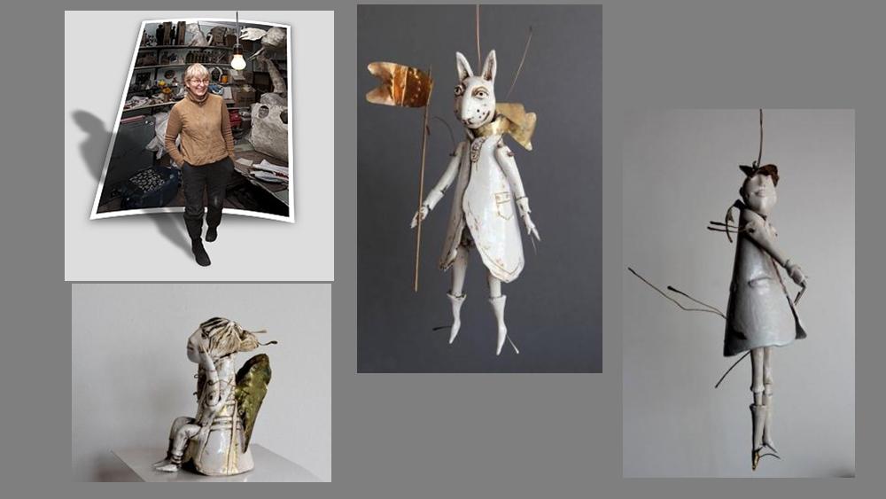 В музее «Сарай» пройдет мастер-класс художника Татьяны Николаенко