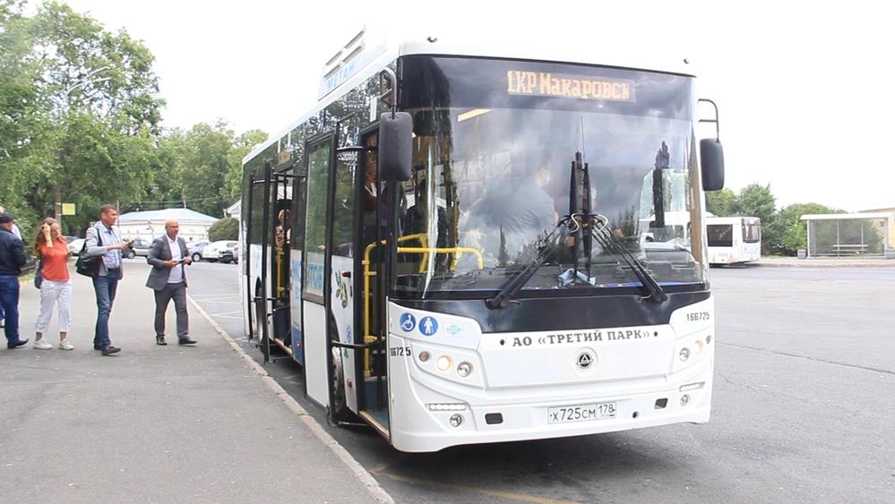 Автобусный маршрут номер один