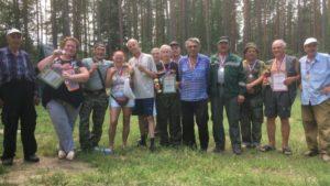 Удачливым рыболовам достался переходящий кубок имени Михаила Зюзгина