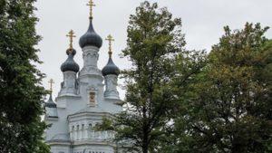 Начинается реставрация Владимирского собора в Кронштадте